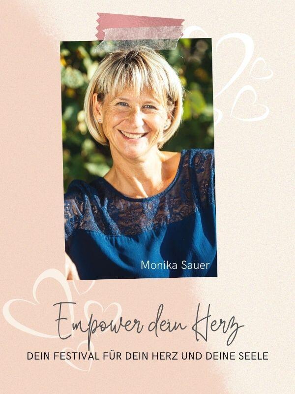 Empower dein Herz Monika Sauer